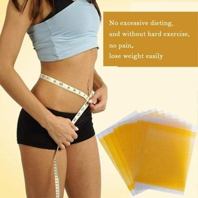 200/100pcs Weight Loss Slimming Diets Chinese Medicine Slim Patch Pads Detox Adhesive Sheet Lost Weight