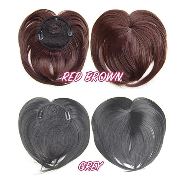 2020 New 😍Silky Clip-On Hair Topper - BUY 2 FREE SHIPPING 【50% OFF This Week】