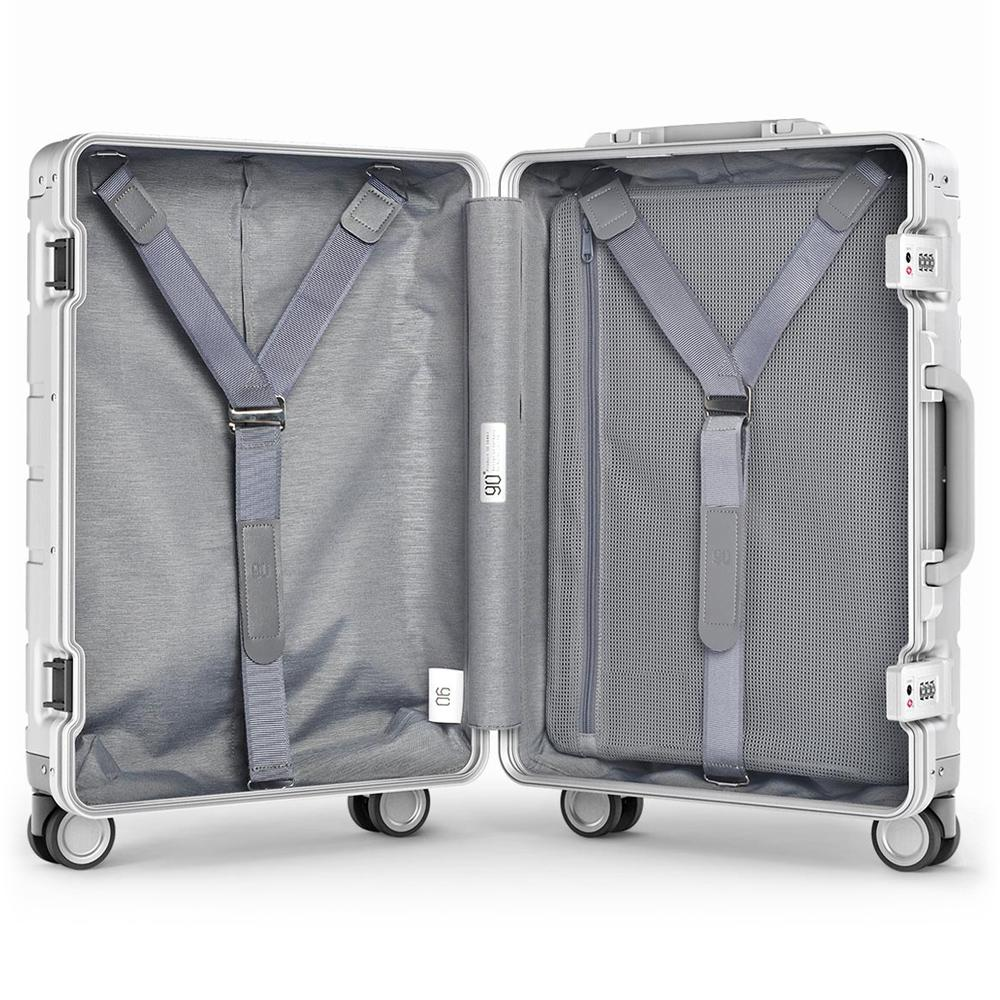 Xiaomi 20-inch Metal Travel Suitcase with Universal Wheel
