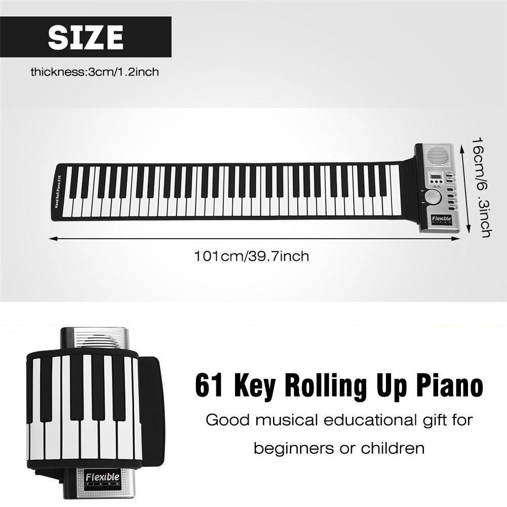 Best Gift - Hand Roll Portable Piano (Buy 2 Get 10% Off)