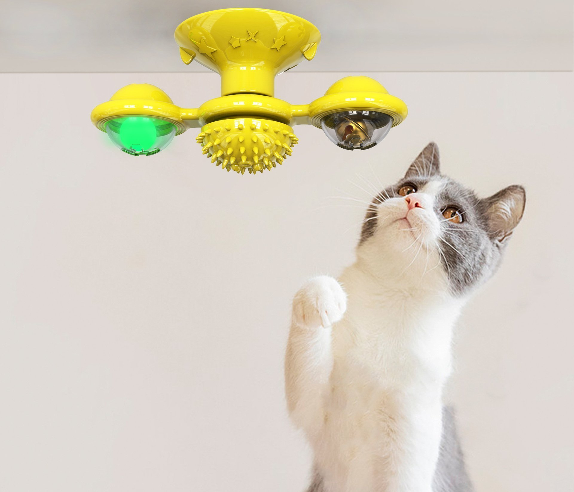 50%OFF-Windmill Cat Toy